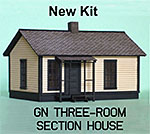 New Kit: Great Northern Depot.